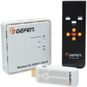 Gefen EXT-WHD-1080P-SR Wireless Extender for HDMI 5 GHz SR (Short Range) - Sender / Receiver Package