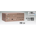 Gefen EXT-HDKVM-LAN-RX HD KVM over IP Receiver - HDMI/USB/RS232 & Audio