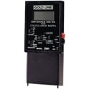Gold Line ZM1 Portable Battery Operated Impedence Meter for 25/50/70/100 Volt Line Systems