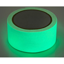 Photo of  Pro Tapes 001UPCGLG1210M Pro-Glow Luminescent Glow Tape GLOWGT-10 1/2 Inch x 10 Yards - Glow In The Dark