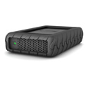 Glyph BBPR8000 Blackbox Pro Rugged Portable External Desktop Hard Drive Designed for Creative Professionals - 8TB