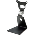 Genelec 8010-320B L-shape Table Speaker Stand for 8010 - Black Finish