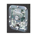 Grundorf LOC Optional Key Locking Recessed Catch OPTION Replaces Standard Recessed Catch on Carpet Series Cases
