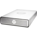 G-Tech 0G05016 G-DRIVE Professional Hard Drive 7200RPM SATA III Drive USB 3.0 - 10TB - Silver