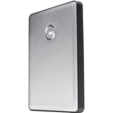 G-Tech 0G06072 G-DRIVE USB 3.0 Portable Hard Drive - 2TB - Aluminum Finish