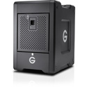 G-Tech 0G10067 G-SPEED Shuttle 4-Bay Transportable RAID Storage with Thunderbolt 3 Enterprise Class HDD - 16TB - Black
