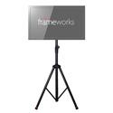 Gator GFW-AV-LCD-1 Frameworks Standard Adjustable Tripod LCD / LED Stand For 100mm VESA compatible monitors