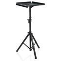 Gator GFW-UTL-MEDIATRAY2 Heavy-Duty Adjustable Media Tray with Tripod Stand