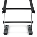 Gator GFWLAPTOP1000 Portable Desktop Laptop/DJ Controller Stand with Fixed Height
