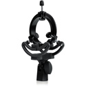 Gator GFW-MIC-SM1855 Deluxe Universal Shockmount for Condenser Mics 18-55mm in Diameter