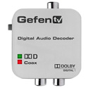 GefenTV GTV-DD-2-AA Dolby Digital to Analog Audio Decoder