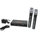Galaxy Audio EDXR-HH38-D EDX Wireless Microphone System - Code D Freq. Range 584-607 MHz