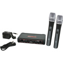 Galaxy Audio EDXR-HH38-N EDX Wireless Microphone System - Code N Freq. Range 518-542 MHz