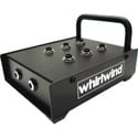 Whirlwind HBB Stage Tough Headphone Breakout Box with 6 Jacks