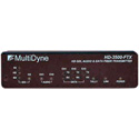 Multidyne HD-3500-TRX-ST 3G HDSDI Over Fiber Optic Converter - Tx