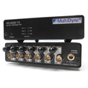 Multidyne HD-6Pack Series HD-6000-ONE-TX-ST SDI Video Transport for Signals up to 3Gbps Up to 18 on as few as ONE Fiber