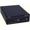 Burst HDA4 HD/SD SDI 4-output Digital Reclocking Distribution Amp