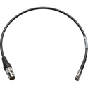 Laird HDBNC4855-BF01 High Density HD-BNC Male to Standard BNC Female 12G HD-SDI Cable -1 Foot