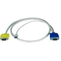 NTI HDUSBVEXT-15-MM VGA to VGA plus USB Cable - Male to Male - 15 Ft