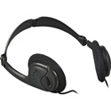 RTS HED-2 Collapsible Light Headset For Soundmate Assistive Listening Systems