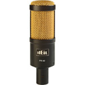 Heil Sound PR40 BG Dynamic Studio Recording/Live Microphone - Black Body / Gold Screen