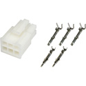 Camplex HF-BP8-KIT 6-Pin BP8 AMP Kit - Body Pins and Sockets