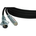 Camplex LEMO FUW-PBW UL Listed CMR SMPTE Fiber Camera Cable - 25 Foot