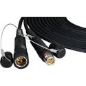 Camplex LEMO FUW-PUW Outside Broadcast SMPTE Fiber Camera Cable - 10 Foot