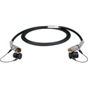 Camplex LEMO FUW-PUW Indoor Studio SMPTE Fiber Camera Cable - 25 Foot