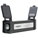 Camplex HF-OC4M4M Inline Coupler - opticalCON QUAD to QUAD - UPC Multimode