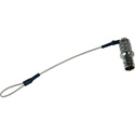 Camplex HF-STDC-MTL Rugged Metal ST Connector Dust Cap with Cable Lanyard - 50 Pack