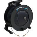 Camplex TAC1 Simplex 1-Channel OM1 Multimode ST Fiber Optic Tactical Cable Reel 1000 Foot