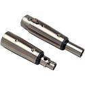 XLRF to Mini XLR Male Tini Q-G Audio Adapter
