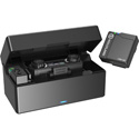 Hollyland LARK 150 DUO 2-Person Clip-on Wireless Microphone System - Black