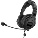Sennheiser HMD 300 PRO-X4F HMD 300 PRO Dual-sided Headset and CABLE-II-X4F with 4-pin Female XLR
