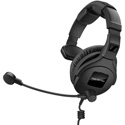 Sennheiser HMD 301 PRO-X4F HMD 301 PRO Single-sided Headset and CABLE-II-X4F with 4-pin XLR Female