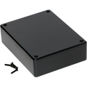 Hammond 1591GSBK 4.8 x 3.7 x 1.2 Inch Project Box Black