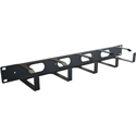 Hammond RB-HRM1 1U Steel Ring Cable Manager