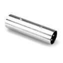 Hosa GXX-144 3-Pin XLR Male to 3-Pin XLR Male Adapter