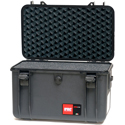 HPRC 4100-15M Hard Case with Custom Foam designed for up to 15 Microphones
