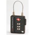 HPRC LO708TSA 3 dial comb lock ABS -TSA