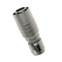 Hirose HR10-7P-4P 4-Position Circular Male Cable End - Push Pull Connector