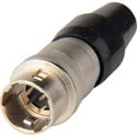 Hirose HR10A-7J-4P-73 4-Pin Male Socket Push-Pull Connector with 7mm male shell solder type