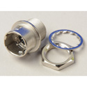 Hirose HR10A7R4P 4-Pin Male Push-Pull Connector - Panel Mount
