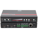 Hall Research EMX-I-AMP 4K HDMI Audio Extractor with Audio Amplifier - RS-232 and IP Control