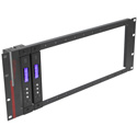 Hall Technologies FHD-RM 4RU Rack Mount Shelf for FHD264-S and FHD264-R