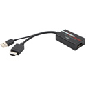 Hall Research GC-HD-DP HDMI to DisplayPort Adapter 4K