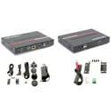 Hall Research UH18 4K Video and USB HDBaseT 2.0 Extender Kit - Sender & Receiver