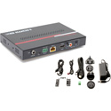 Hall Technologies UH18-S HDMI  /  USB  /  LAN over UTP Extender with HDBaseT and PoC - Transmitter