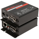 Hall Research UV232B VGA & Bi-Directional RS-232 Sender and Receiver Kit